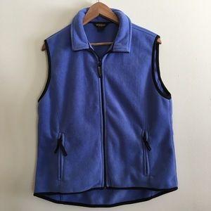 Woolrich Periwinkle Vest